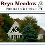 Bryn Meadow Farm Charlotte VT Pet Friendly Lodging