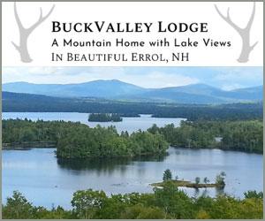 Buck Valley Lodge Umbagog Lake NH Pet Friendly Lodging