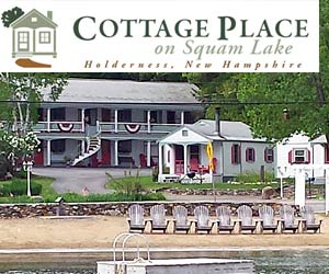 Cottage Place on Squam Lake NH Pet Friendly Lodging