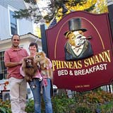 Phineas Swann Bed and Breakfast Romantic Pet Friendly Lodging
