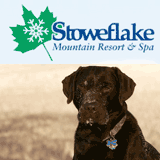 Stowe VT Pet Friendly lodging at Stoweflake Resort and Spa Stowe VT